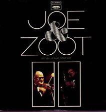 Sims Zoot, Joe Venuti, Joe & Zoot, Chiaroscuro CR 128 / CR 134, 2 LP RI