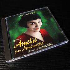 Amelie From Montmartre Soundtrack by Yann Tiersen EU CD #U03