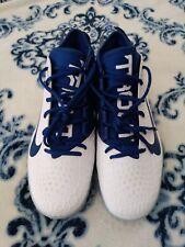 Nike Air Zoom Trout 5 Blue White Baseball Turf AH3374 141 Size 10.5