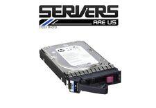"HP 300GB 2.5"" Hard Drive 492620-B21 SAS sff internal 10000 rpm 493083-001"