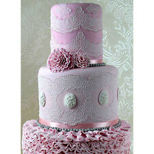 TIFFANY 3D Cake Lace Mat by Claire Bowman