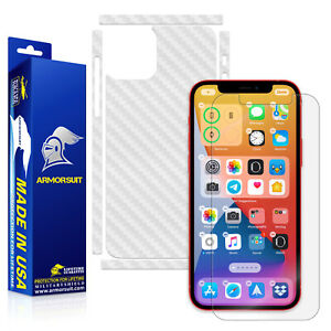 Armorsuit All Versions Screen Protector / Full-Body / Carbon - iPhone 12 (6.1)