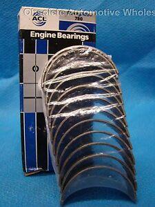 Fits Nissan Mercury Infiniti Rod Bearing set  2960 3275 3300 cc 1984 - 2000 .25