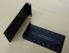 Rack Mount Ear Brackets 2U/New Pair
