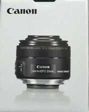 Genuine Canon EF-S 35mm f/2.8 Macro IS STM - BRAND NEW