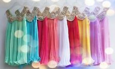 Unbranded Formal Sleeveless Dresses (2-16 Years) for Girls