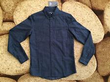 e7cd1e080e Levi s Denim Button Down Long Sleeve Shirt Mens Size Small (1) Blue NWT   228.00