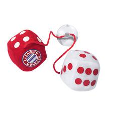 Original FC Bayern Plüschwürfel