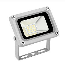 10W Watt LED Flood Light Outdoor Street Garden Security Lamp DC 12V Cool White
