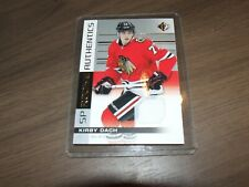 2019-20  sp authentic jersey rookie # 107 kirby dach