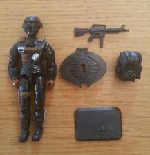 Action Force/GI Joe Vintage Black Cobra Alley Viper