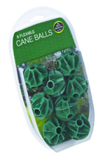 Caña De Bolas-flexible para jaulas de fruta y marcos de Malla de Jardín-Paquete de 8
