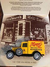 Matchbox Models of Yesteryear Maggi Y-22 Ford Van Model A   1930
