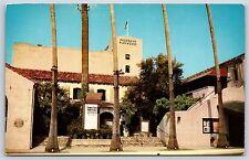 Pasadena Community Playhouse, California 39 S. El Molino Avenue Postcard