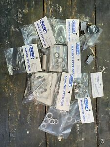Job Lot Unopened Caldercraft Marine Fittings Model Scale RC Boat Parts And Gears