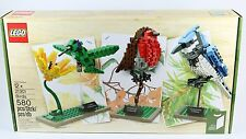 rare 21301 LEGO BIRDS CUUSOO IDEAS  BOX SET new sealed NOW RETIRED SET