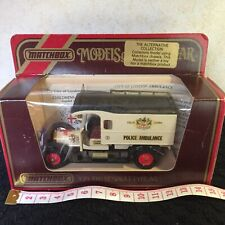 Vintage Matchbox Models of Yesteryear Y-25 1910 Renault - Boxed Model lorry's