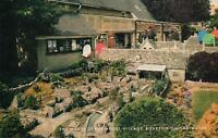 The Model of the Model Village, Bourton-on-the-Water POSTCARD England to Aust