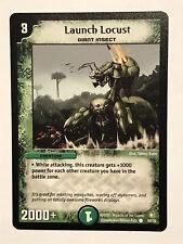 Launch Locust Duel Masters DM07 Common card TCG CCG Japanese!