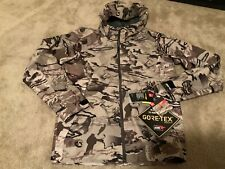 Under Armour GORE-TEX Pro Shell Camo Waterproof Men's Hunting Jacket Men's Sz M