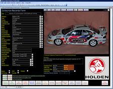 Diecast Image Database Software 2008 suit Biante Trax + Windows 7/8/10 XP Vista
