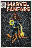 Marvel Fanfare #10 (Aug 1983) [Black Widow, Jungle Book] George Perez Gil Kane c