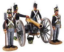 BRITAINS NAPOLEONIC BRITISH 36127 ROYAL ARTILLERY 9 POUND GUN SET MIB