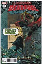Marvel Comics Despicable Deadpool #300 July 2018 Blank Variant 1st Print NM