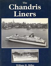 """The Chandris Liners"" by William Miller, 29 Ships - SSHSA sHiPs WORLDWIDE"
