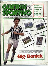 GUERIN SPORTIVO # N.40 # 6-12 OTTOBRE 1982 # A&G Boniek