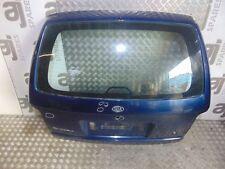 KIA SEDONA 2.9 CRDI 2004 TAILGATE BARE (SOME SCRATCHES)