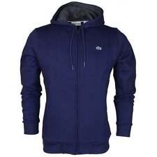 Lacoste Regular Length Zip Neck Hoodies & Sweats for Men
