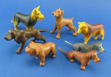 7x Schleich CLASSICS Hunde - 12501, 12502, 12503, 12506, 12508 12509 12510 - Dog