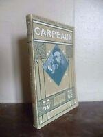 Carpeaux F.Parmentier 49 Stampe E Ritratti L.Michaud SD Xx / Front. Spilla
