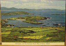 Irish Postcard DERRYNANE and Kenmare River Ring of Kerry Ireland Cardall 283