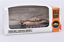 "1/72 Syrian Civil War Tank : T-72BM with Kontakt-1"" Aleppo"" : MODELCOLLECT"