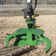 Kellfri Wood Chopper/tree Shear Digger Excavator Grab/Grapple £ 1700.00 + vat