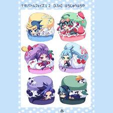 Yu Gi Oh GX 5D'S Zexal Arc-V keychain Yuya Sakaki JAPAN Yugi Yuki Yusei 6pcs
