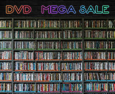 DVD Lot MEGA Discount SALE / Kids & Adults Movies Pick Your Own EVERYTHING $1.99