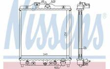 NISSENS Radiateur moteur pour HONDA HR-V CIVIC 633081 - Pièces Auto Mister Auto