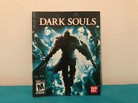 Dark Souls SONY PS3 manual only