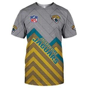 jacksonville jaguars t shirt 4xl