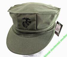 GORRA OFICIAL  Rothco Marine Corps Poly/Cotton Cap w/ Emblem 5631 RT TALLA L