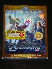 3D Blu-Ray movie MARVEL'S AVENGERS 4 DISC, Bluray, DvD, Digital, HOLOGRAM SLEEVE