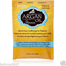 Hask Argan Oil From Morocco Intense Deep Conditioning Hair Treatment 1.75 Oz