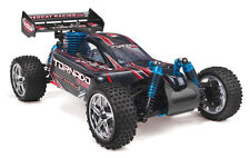 Redcat Racing Tornado S30 1/10 Scale Nitro Buggy Black/Red RC Car 4WD 2-Speed