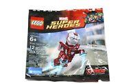 LEGO Silver Centurion Mini Figure Polybag 5002946 Marvel Super Heroes NEW SEALED