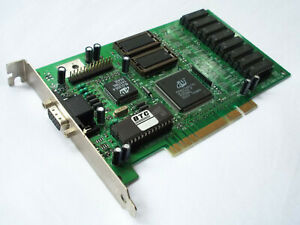 Avance Logic ALG2303 2MB PCI Graphics Card