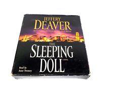The Sleeping Doll No. 1 by Jeffery Deaver (2007, CD, Abridged) AUDIOBOOK