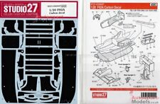 STUDIO27 1/20 Ferrari F92A Carbon decal for Fujimi/Modelers CD20027 decal